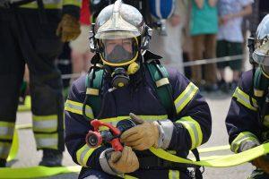 Das Training für den härtesten Feuerwehr Wettkampf der Welt